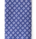 Olmo Blue and White Block Print Tie Product Thumbnail 3