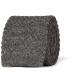 Grey Linen Knit Tie Product Thumbnail 1