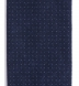 Zoom Thumb Image 2 of Biella Navy Wool Pinpoint Tie