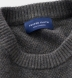 Zoom Thumb Image 1 of Pine Cobble Stitch Cashmere Sweater