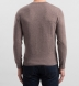 Beige Cashmere V-Neck Sweater Product Thumbnail 5