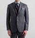 Grey Houndstooth Genova Jacket Product Thumbnail 5