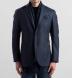 Blue Houndstooth Genova Jacket Product Thumbnail 5
