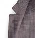 Beige Glen Plaid Slub Genova Jacket Product Thumbnail 3