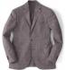Beige Glen Plaid Slub Genova Jacket Product Thumbnail 1