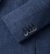 Navy Slub Genova Jacket Product Thumbnail 2