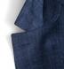Navy Slub Genova Jacket Product Thumbnail 3