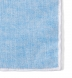 Light Blue Cotton Linen Pocket Square Product Thumbnail 2