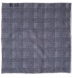 Grey Glen Plaid Wool Pocket Square Product Thumbnail 4