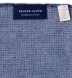 Ocean Cashmere Micro Check Pocket Square Product Thumbnail 3