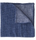 Ocean Cashmere Micro Check Pocket Square Product Thumbnail 1
