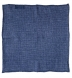 Ocean Cashmere Micro Check Pocket Square Product Thumbnail 4