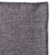 Zoom Thumb Image 1 of Grey Cashmere Micro Check Pocket Square