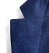 Genova Melange Blue Wool Jacket Product Thumbnail 3