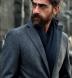 Brera Grey Herringbone Wool Overcoat Product Thumbnail 3