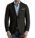 Zoom Thumb Image 1 of Forest Wool Cashmere Basketweave Hudson Jacket