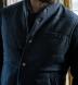 Solbiati Ocean Wool Cashmere Snap Cortina Vest Product Thumbnail 6