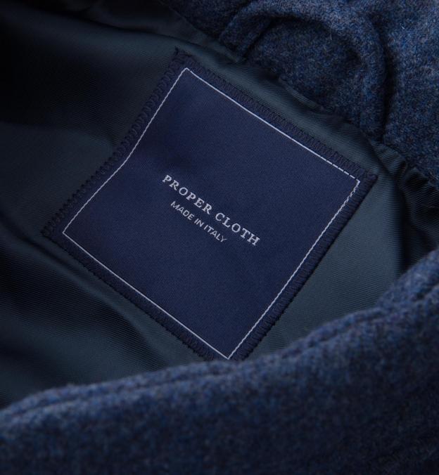 Solbiati Ocean Wool Cashmere Snap Cortina Vest