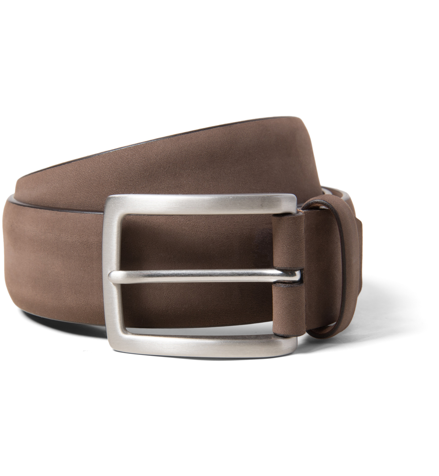 Zoom Image of Brown Nubuck Belt