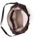 Italian Brown Nubuck Duffle Bag Product Thumbnail 6