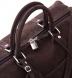 Italian Brown Nubuck Duffle Bag Product Thumbnail 2