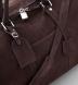 Italian Brown Nubuck Duffle Bag Product Thumbnail 3