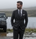 Zoom Thumb Image 6 of Mercer Charcoal S150s Suit