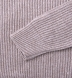 Amalfi Beige Cotton and Linen Sweater Product Thumbnail 4