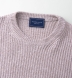 Amalfi Beige Cotton and Linen Sweater Product Thumbnail 2