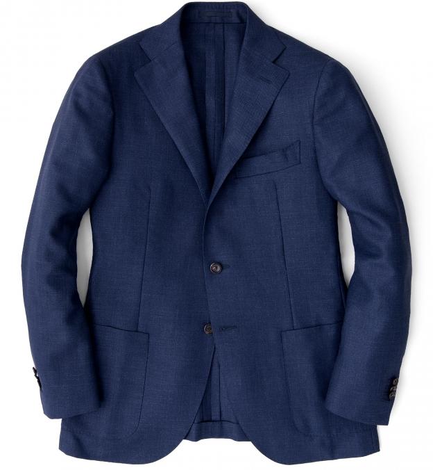 Hudson Navy Lightweight Summer Twill Jacket