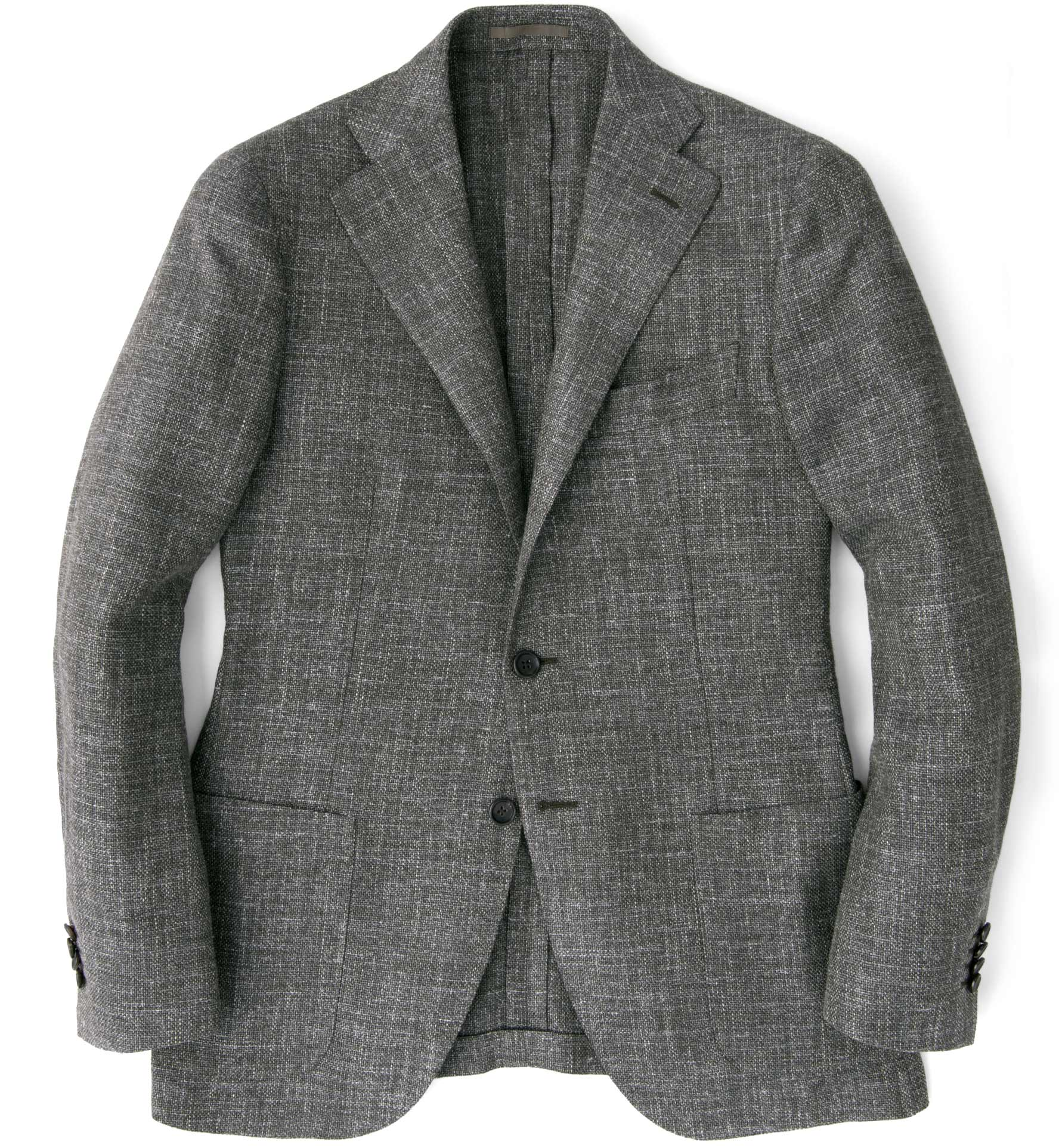 Zoom Image of Hudson Fatigue Basketweave Jacket