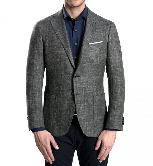 Hudson Fatigue Basketweave Jacket