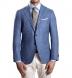 Zoom Thumb Image 1 of Hudson Sky Blue Summer Basketweave Jacket