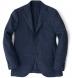 Zoom Thumb Image 6 of Hudson Navy Slub Weave Jacket