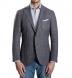 Zoom Thumb Image 1 of Hudson Grey Slub Weave Jacket