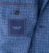 Zoom Thumb Image 3 of Hudson Ocean Blue Textured Micro Check Jacket