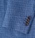 Zoom Thumb Image 2 of Hudson Ocean Blue Textured Micro Check Jacket