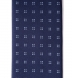 Zoom Thumb Image 2 of Navy Printed Silk Tie