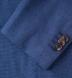 Zoom Thumb Image 3 of Hudson Ocean Blue Melange Wool Hopsack Jacket
