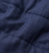 Zoom Thumb Image 4 of Cortina I Navy Textured Flannel Snap Vest