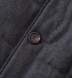 Zoom Thumb Image 3 of Cortina I Charcoal Flannel Button Vest