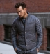 Cortina I Grey Houndstooth Flannel Snap Vest Product Thumbnail 7