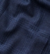 Zoom Thumb Image 6 of Hudson Navy and Blue Check Textured Wool Jacket