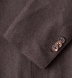 Zoom Thumb Image 3 of Hudson Walnut Herringbone Wool and Cashmere Jacket