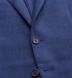 Zoom Thumb Image 2 of Hudson Ocean Blue Wool Flannel Hopsack Jacket