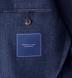 Zoom Thumb Image 5 of Hudson Navy Basketweave Wool Flannel Jacket