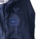 Bleecker Navy Wool and Cashmere Coat Product Thumbnail 6