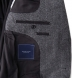 Bleecker Grey Herringbone Wool and Cashmere Coat Product Thumbnail 6