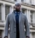 Bleecker Grey Herringbone Wool and Cashmere Coat Product Thumbnail 3