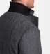 Bleecker Grey Herringbone Wool and Cashmere Coat Product Thumbnail 8